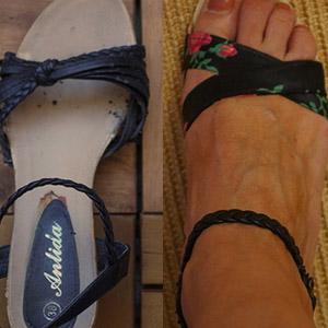 Schuhe bauen